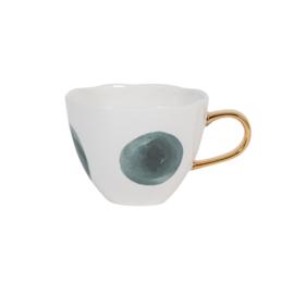 URBAN NATURE CULTURE GOOD MORNING CUP, BIG DOTS
