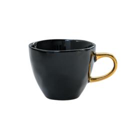 URBAN NATURE CULTURE GOOD MORNING CUP MINI, BLACK