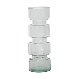 URBAN NATURE CULTURE VASE RECYCLED GLASS PALOMA