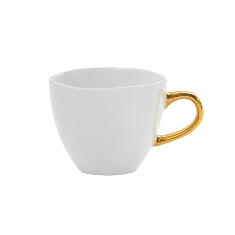 URBAN NATURE CULTURE GOOD MORNING CUP MINI, WHITE