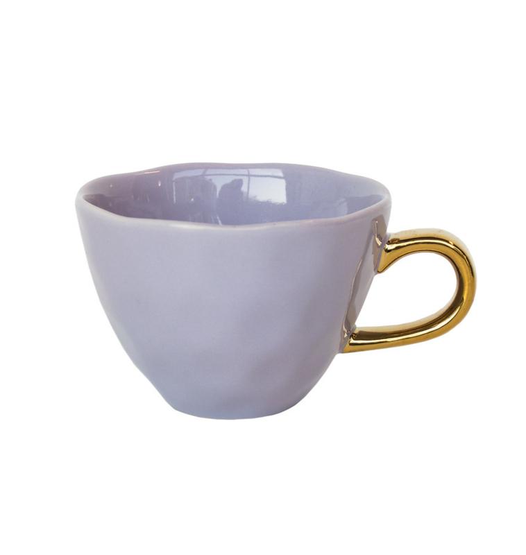 cut morning cup lavendel