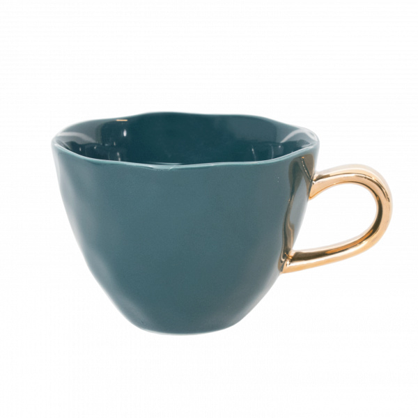 URBAN NATURE CULTURE GOOD MORNING CUP, BLUE GREEN