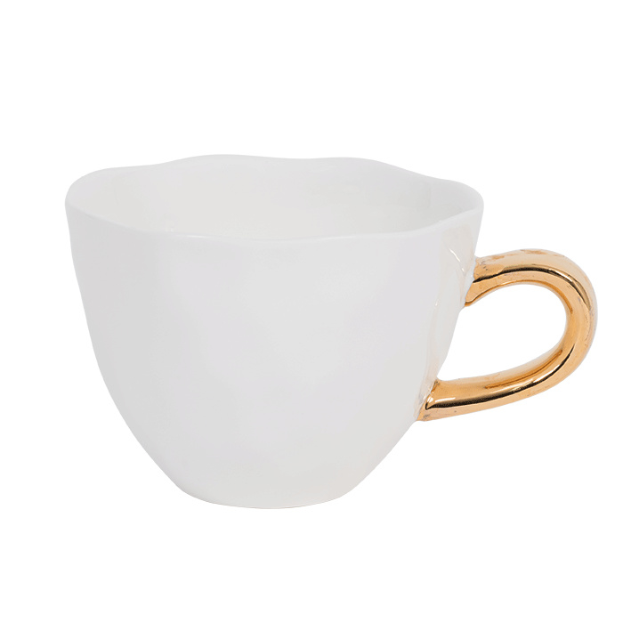 URBAN NATURE CULTURE GOOD MORNING CUP, WHITE