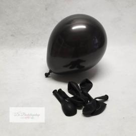 Ballon LICHT ZWART