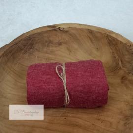 Wrap- Wollen serie (Rood)