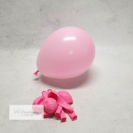 Ballon LICHT ROZE