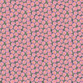 Roze margrietjes