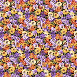 Viooltjes lila