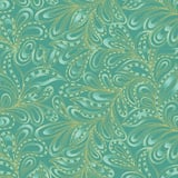 Cat-I-tude Purrfect Together paisley groen