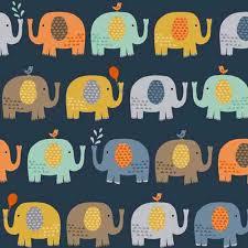 Baby Jungle olifanten