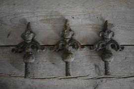 Ornamenten oud hek