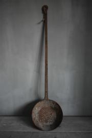 Bijzondere oude pan