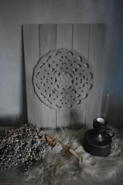 Wandpaneel kalkverf