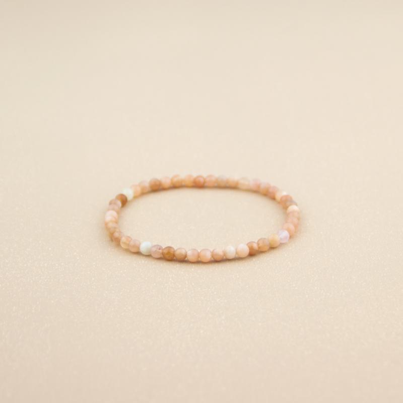 BZ Maansteen | Edelstenen armband