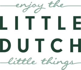 Little Dutch houten rammelaar roller