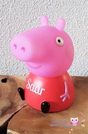 Peppa Pig lampje