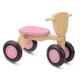 Loopfiets roze (New Classic Toys)