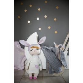 Miniroom Kanindocka - snow white