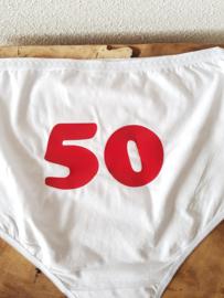 Onderbroek 50 jaar