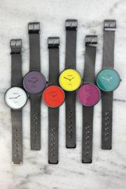 "Ernest horloge ""Arcade"" lila"