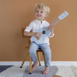 Little Dutch houten gitaar