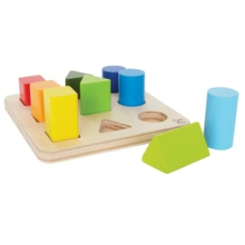 Hape, Color and Shape Sorter