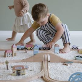 Little Dutch Holzeisenbahn XXL - Starter-Set