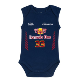 Formule 1 Navy 33 Romper (Fun2Wear)
