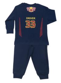 Formule 1 Navy 33 Pyjama (Fun2Wear)