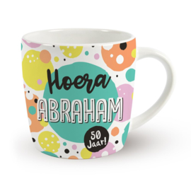Verjaardagsmok Abraham