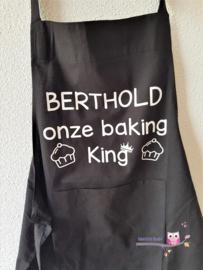 Schort Baking King