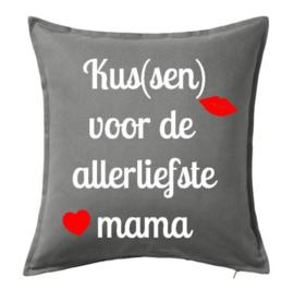 Kussen voor Mama