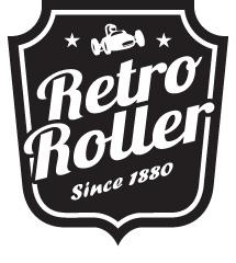 Retro Roller Formule 1 Loopauto Colin