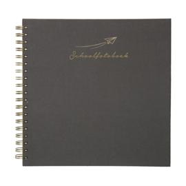 Schoolfotoboek (NL) - Grey Linen
