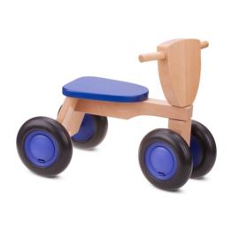 Loopfiets blauw (New Classic Toys)