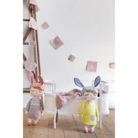 Miniroom Kanindocka - roze