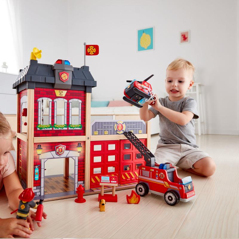 Hape, Dokterskoffer | Houten speelgoed | Saartjes Kado
