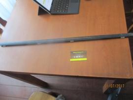 Afstrijkrubber/raamgeleiding rechtsvoor Nissan Micra K11 80834-4F100