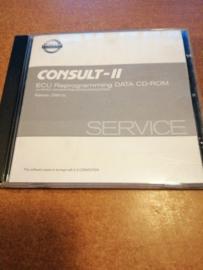 Consult-II ECU reprogramming DATA CD-ROM AER05A/ AFR05A/ ASR05A/ EGR05A/ EIR05A