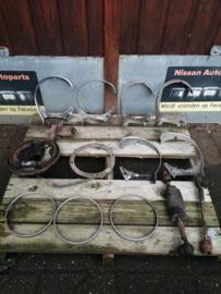 Diverse onderdelen Datsun Cherry ( E10 en/of F10)
