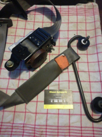 Veiligheidsgordel linksvoor Nissan 100NX B13 86845-93Y00