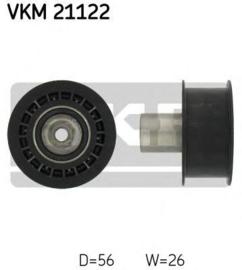 Geleiderol distributieriem Seat / VW VKM 21122 SKF