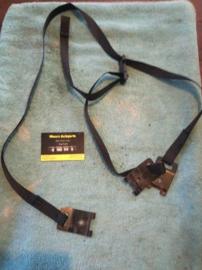 Set bagagebandjes Nissan 100NX B13 84934-63Y13