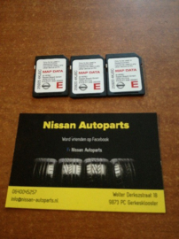 SD navigatie map Nissan Qashqai J11, Juke F15, Note E12 25920-4KJ0C