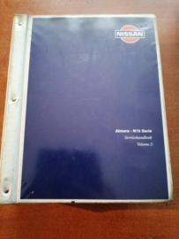 Servicehandboek Almera - N15 serie Volume 3