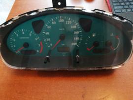 Kilometerteller / cockpit Nissan Micra K11 24810-6F675
