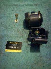 Veiligheidsgordelspanner rechtsvoor Nissan Micra K11 86844-4F100