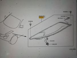 Knipperlicht links Nissan Juke F15 26125-1KL0B