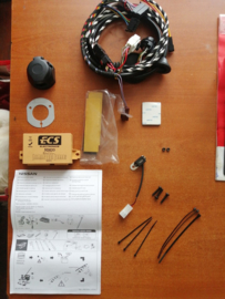 13-polige stekkerset trekhaak Nissan Juke F15 KE505-1K313