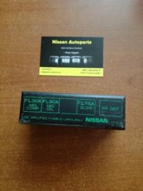 Deksel zekeringkast Nissan Almera N15 CD20 24382-1N012